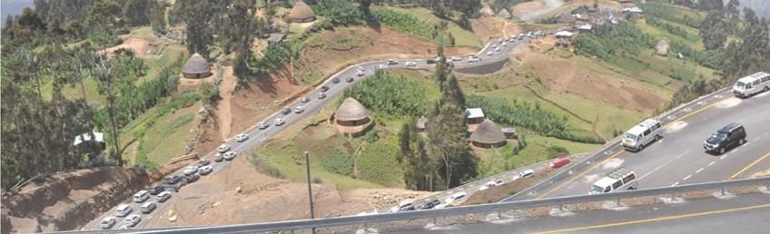 Ethiopian road 2