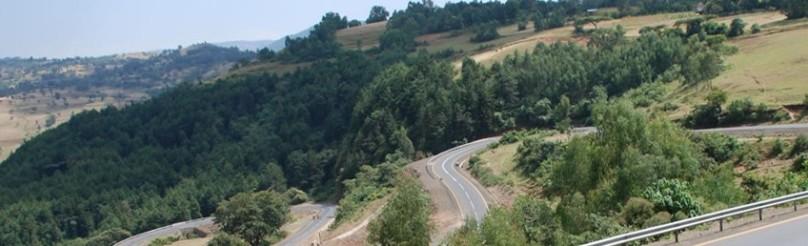 Ethiopian road